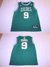 Youth Boston Celtics Rajon Rondo M (10/12) Jersey (Green) Adidas Jersey