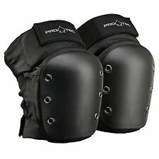 Pro-Tec Knee Pads Skate/Bike/BMX/Scooter/Derby Street Knee Pads - Black
