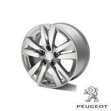 Genuine Peugeot 308 16inch Alloy Wheel Rim - 2013-2016 - 96779895TW