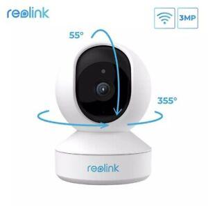 Reolink Indoor Wireless Security Camera 24/7 2 Way Audio Recording Smart Cam