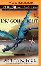 DragonKeeper Chronicles: DragonKnight 3 by Donita K. Paul (2015, CD)