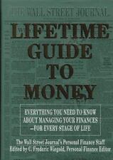 The Wall Street Journal Lifetime Guide to Money: Strategies for-ExLibrary