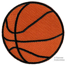Iron-On Basketball Patch Embroidered Applique Sports Slam Dunk Emblem new Hoops