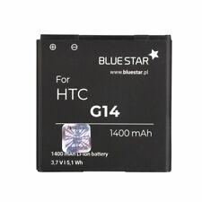 Bluestar Batterie pour Htc Google G14 Sensation Xe 4G BA-S560 Téléphone Portable