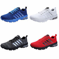 Hot 2020 Men's Breathable Walking Sneakers Jogging Athletic Tennis Running Shoes