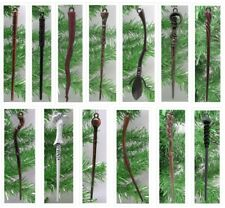 Harry Potter and Hogwarts Friends 13 Piece Wizarding Wands Christmas Ornaments