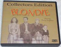 Blondie  Dagwood-9 DVD Boxed Set-28 Movies Interactive Motion Menus-FREE SHIP