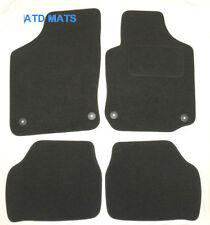 Tailored Black  Car Floor Mats for VAUXHALL CORSA C 3 & 5 door 2001-2007 b3010