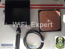 WiFi Antenna 2.4Ghz Enclosed BiQuad MACH 2B Tripod Wireless Booster Long Range N