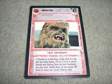 Star Wars CCG - A New Hope - Wookiee Roar - NM / SWCCG