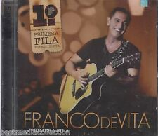 Franco De Vita CD NEW + 1 DVD En 1Ra Fila Edicion Especial RARE Nuevo SEALED