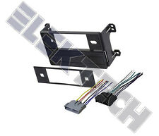 Radio Replacement Dash Mount Kit 1-DIN w/Harness & EQ Space for Mercury Villager