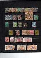 109 timbres de la Réunion avec groupe allégorique