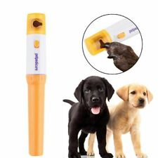 Dog Nail Grinder Electric Clippers Grooming Cat Healthcare Pet Pedicure Manicure