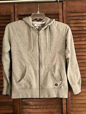 Horze Isla Hooded Sweatshirt- Grey, Women's Size 6- Only Worn Twice!