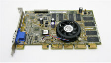 Asus GeForce256 V6600PRO 64MB SDRAM (RARE) - AGP PRO PC Graphics Card
