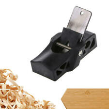 108mm high-quality steel Mini Wood Planer Block Carpenter Hand Slicer Black OAX