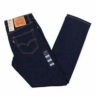 Levis 511 Mens Jeans Slim Fit Stretch Denim Skinny Pants Zipper Fly Original Nwt