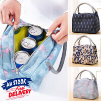Oxford Picnic Thermal Insulated Storage Portable Cooler Box Lunch Bag Carry Tote