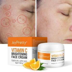 Face Cream Vitamin C Cream Remove Dark Spots Whitening Face Care Moisturizing