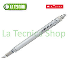 NT CUTTER D-1000P in alluminio per lavori di precisione pen-type made in japan