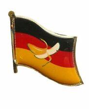Fahnen Pin Bananenrepublik Deutschland Anstecker Flagge Fahne
