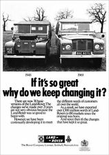 Land Rover Automobile Advertising