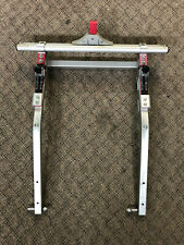 Chariot Cougar 1 (thule) bike trailer used replacement part lower chassis & axle