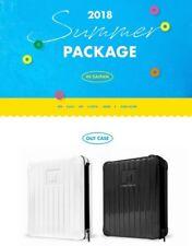 BTS Summer Package In Saipan 2018 VOL.4 Black White Random Tracking Number Gift