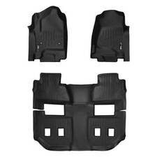 Maxliner 2015-2018 Chevrolet Suburban GMC Yukon XL With Bucket Seats Floor Mats