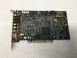 Creative Sound Blaster Audigy2 ZS SB0350 5.1 PCI Firewire Sound Card