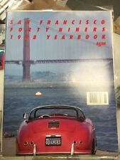 San Francisco Forty Niners 1988 Yearbook
