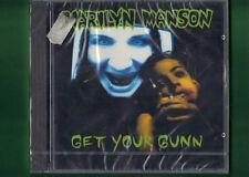 MARILYN MANSON - GET YOUR GUNN CD NUOVO SIGILLATO