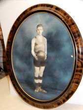 BOSTON UNIVERSITY 1919 TERRIERS BASKETBALL PLAYER ENHANCED PHOTOGRAPH