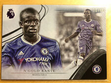 Topps Premier Gold 2016 N'Golo Kante Chelsea France New Signings Silver 76/99