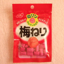 Ume-neri Umeboshi Kneading Candy 20g Japanese Candy Umeboshi Plum Flavour Candy