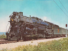 Steam Locomotives of the Burlington Route Corbin Kerka 1960 Train Railroad Book
