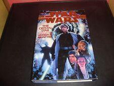 Star Wars The Crystal Star Vonda N McIntyre 1994 Hardcover Book EX 1ST EDITION
