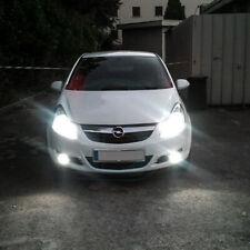 2x Lampade H7 Led Canbus 72W Bianco 6000K Anabbaglianti Opel Corsa D 2006-2010