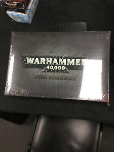 Warhammer 40k Limited Edition Dark Vengeance (Sealed, OOP)