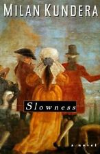 Slowness, Milan Kundera, Good Condition, Book