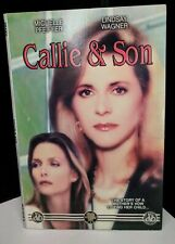 Callie and Son - Lindsay Wagner, Dabney Coleman - DVD 2004 Michelle Pfeiffer