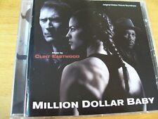 MILLION DOLLAR BABY O.S.T. CD MINT--