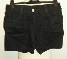 George Linen Shorts for Women