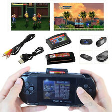 2017 Hot PXP3 16 Bit Retro Handheld Video Game Console Portable Electronic Game