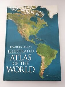 Illustrated Atlas of the World by Reader's Digest (Hardback, 1997)