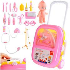 Arztkoffer Spielzeug Set  Kinder Rollenspiele Kinderarztkoffer  Ab 3 Jahren 9442