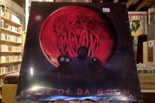 Black Moon Rise of Da Moon 2xLP sealed red colored vinyl reissue