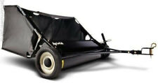 Sweeper  45-0320 42 INCH  AGRI FAB TOW BEHIND LAWN AND LEAF 12CUFT