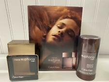 Intense Euphoria Men by Calvin Klein 2 pcs in set for men edt+deodorant stick